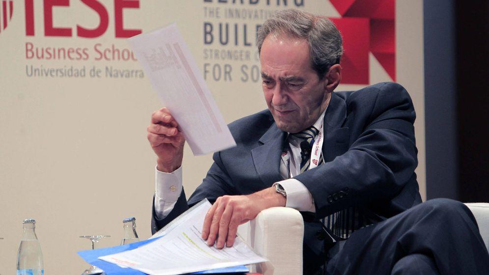 Foto: El consejero ejecutivo del BBVA, José Manuel González-Páramo. (EFE)