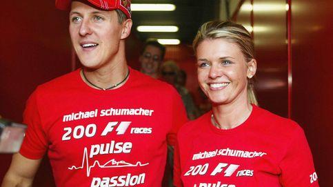 Corinna Schumacher habla por primera vez del estado de su marido: Es un luchador