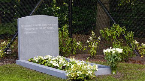 La policía interroga a los jóvenes que profanaron la tumba del príncipe Friso