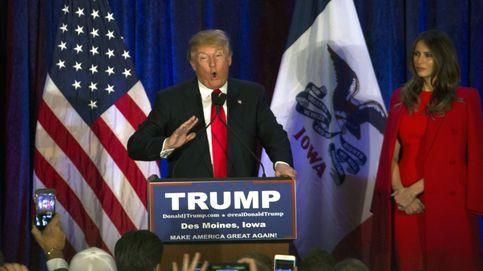 Clinton empata con Sanders y Cruz se impone a Trump en las primarias de Iowa