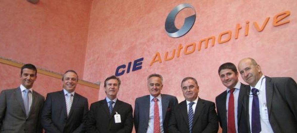 Foto: Miembros de Cie Automotive