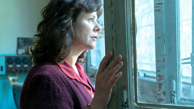 Ulana Khomyuk, en 'Chernobyl'. (HBO)