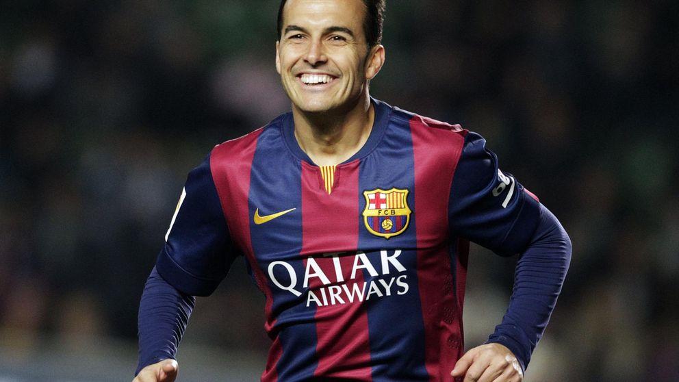 Un Barcelona que necesita hacer caja ya espera una oferta del United por Pedro