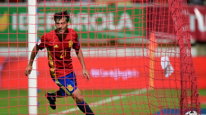 David Silva, de ninguneado en España a guardián de Lopetegui y Guardiola