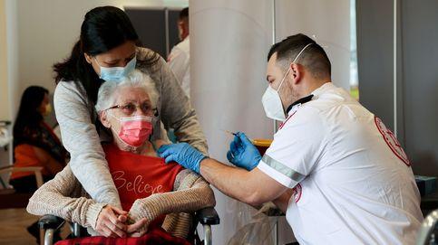 Israel administrará una tercera dosis de la vacuna a los mayores de 60