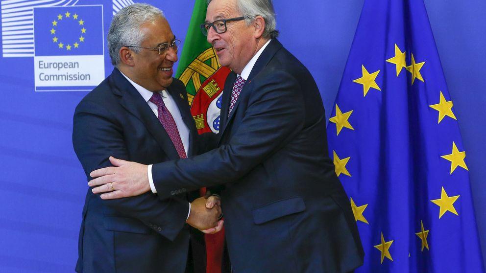 Portugal pidió a Juncker que metiera a España en el saco de la multa por déficit