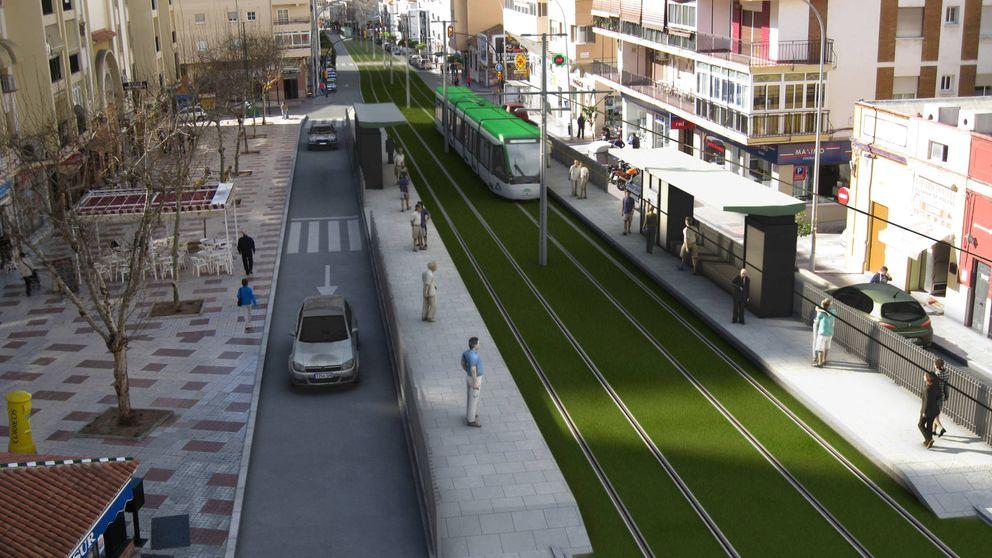 Guerra electoral con el Metro de Málaga: un tramo licitado en plena precampaña