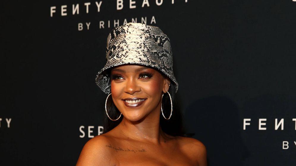 Foto:  La cantante Rihanna. (Getty)