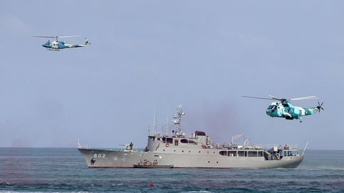Irán libera a los diez marinos de EEUU  capturados en sus aguas territoriales