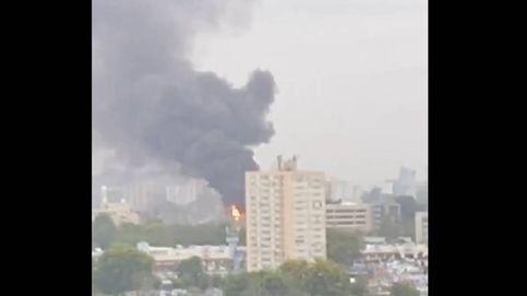 Más de 400.000 puertorriqueños se quedan sin luz por un incendio que el FBI investiga