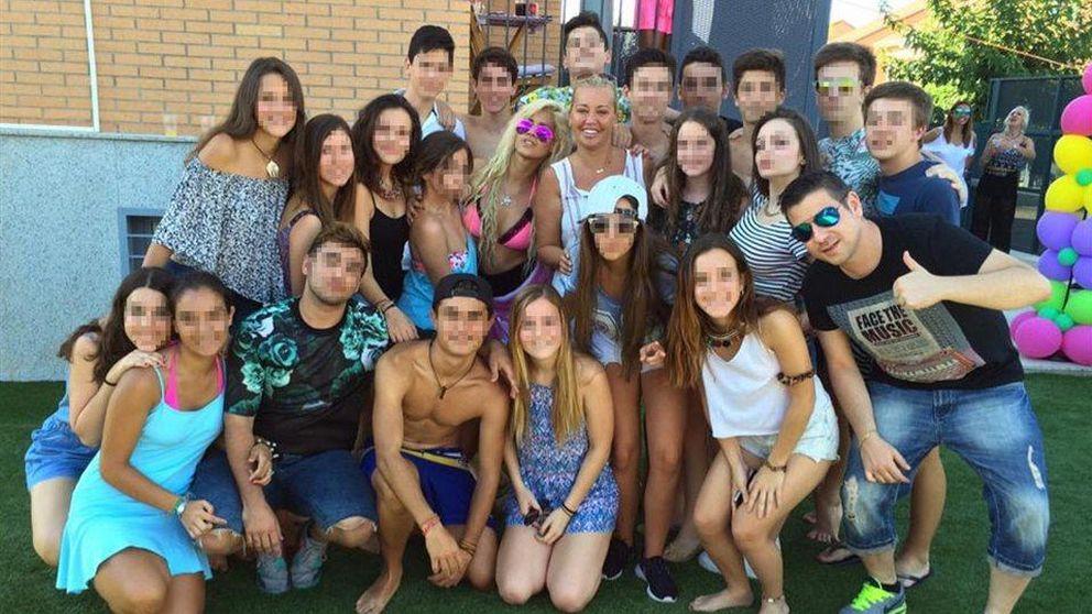 Ylenia, la invitada más 'VIP' del cumple de Andreíta, la hija de Belén Esteban