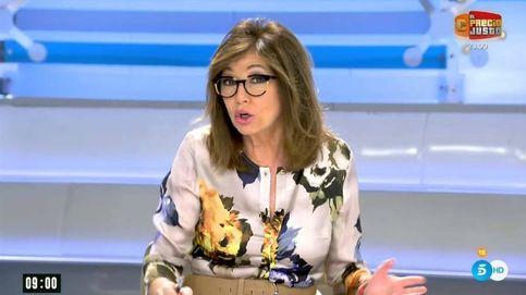 Ana Rosa Quintana da la cara por Rocío Flores frente a las críticas: Yo sí te creo