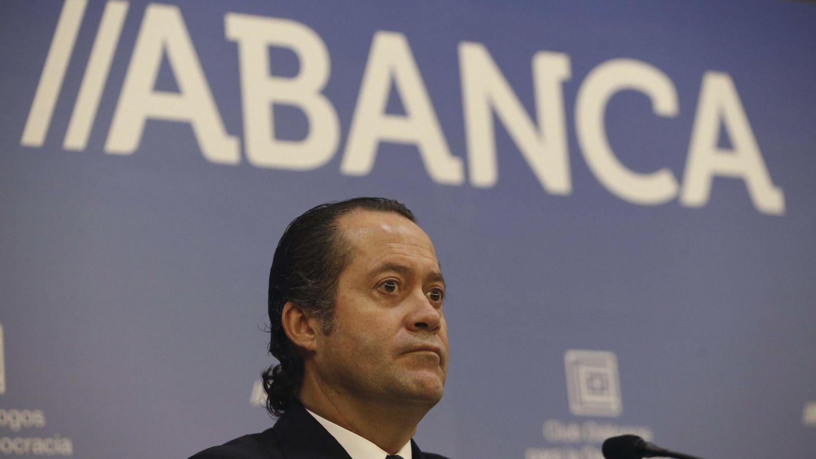Foto: El presidente de Banesco y vicepresidente de Abanca, Juan Carlos Escotet. (EFE)