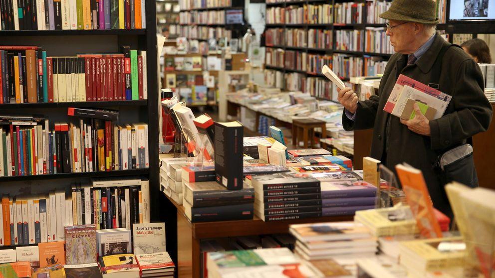 Casi mil librerías cierran en el último año