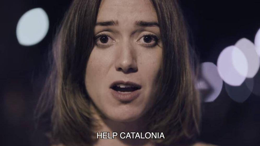 Foto: Un fragmento del vídeo viral encargado por Òmnium Cultural.