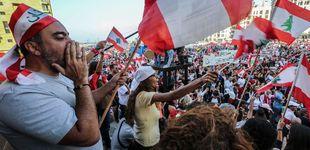 Post de La revolución del WhatsApp prende en Líbano: ¿