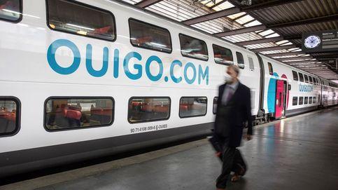 Dragones rojos y raíles nevados en el Juego de Trenes de Renfe, Ouigo e Ilsa