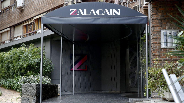 La jueza adjudica el restaurante Zalacaín a la oferta de Urrechu y Marrón (Gilmar)