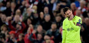 Post de El día que Messi se borró (otra vez) del Barcelona: los números que le desnudan