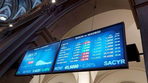 El Ibex se aferra los 8.100 con la rentabilidad del bono al alza