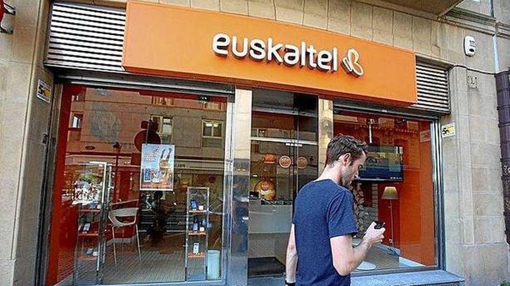 Foto: Oficina de Euskaltel