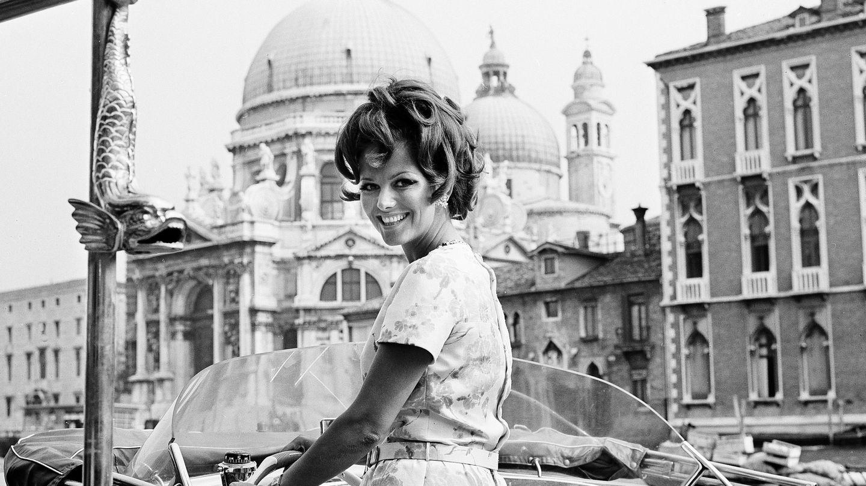 La actriz en el Festival de Venecia de 1967 (Gtres)