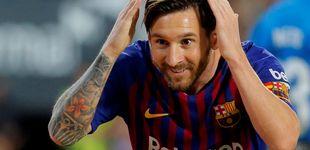 Post de Cuando Messi es el mejor goleador del mundo pese a que le comparen con Cristiano