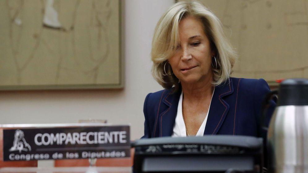 Foto: María Dolores Dancausa, CEO de Bankinter. (EFE)