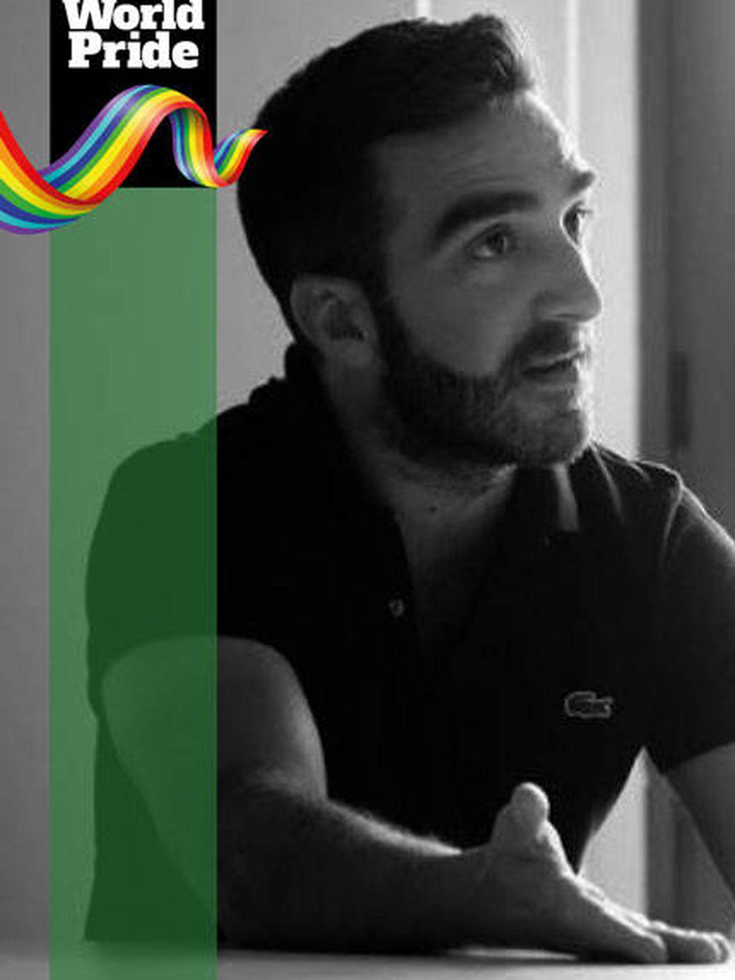Orgullo LGTBI 2017: Francisco Polo.