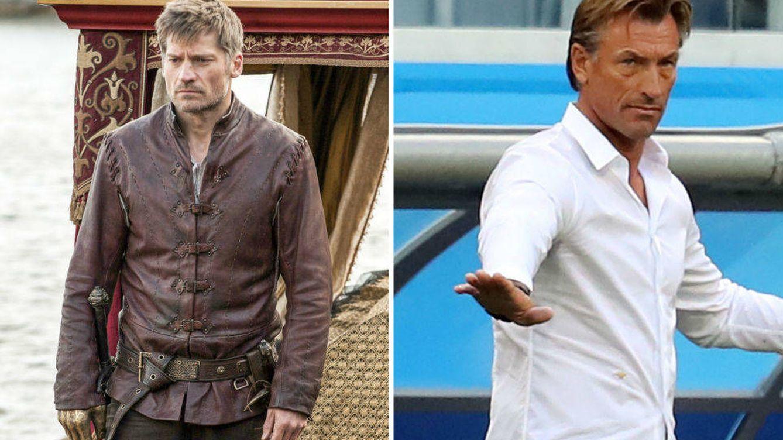 Al entrenador de Marruecos no le sirvió su amuleto (ni parecerse a Jaime Lannister)