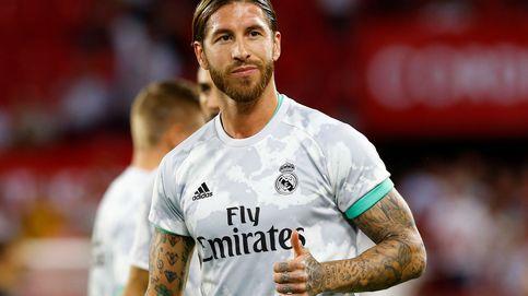 El nuevo Sergio Ramos: cómo limpia su cabeza y 'borra' sus tatuajes