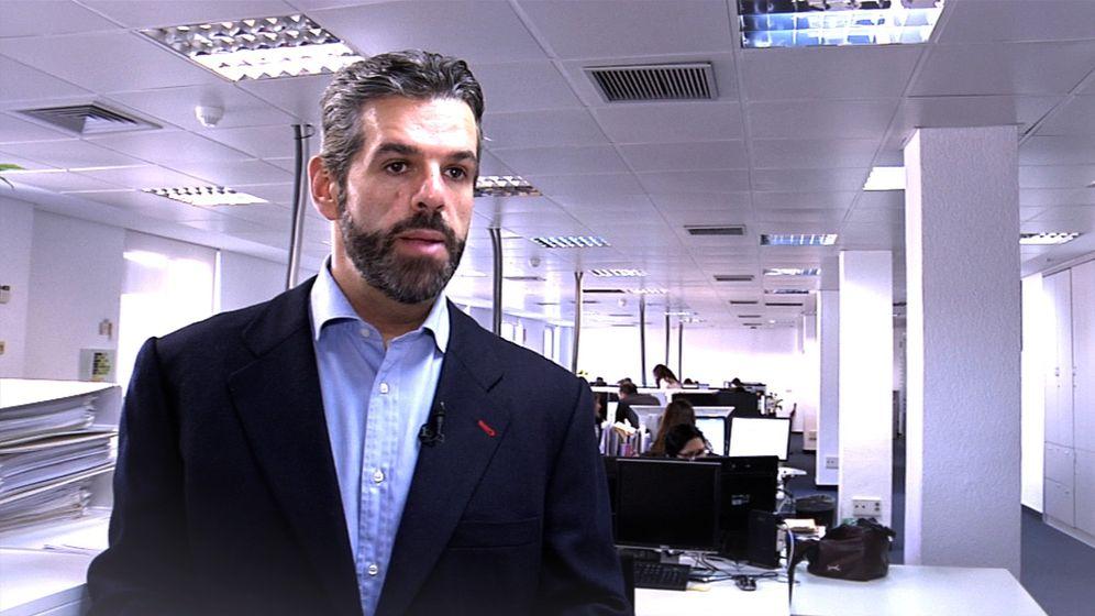 Foto: Fernando Encinar, socio fundador y jefe de estudios de Idealista. (EC)