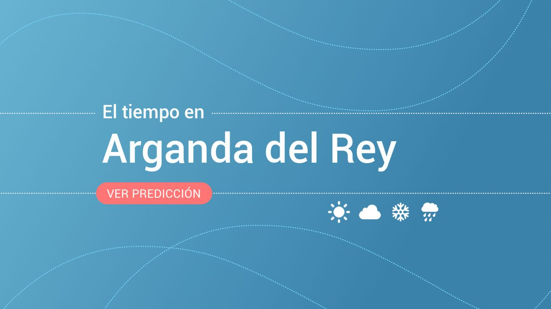 El tiempo en Arganda del Rey: previsión meteorológica de hoy, miércoles 13 de noviembre