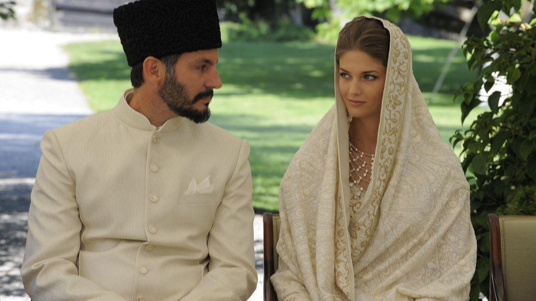 Rahim Aga Khan y su mujer, Kendra Spears, padres por primera vez