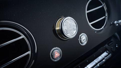 Rolls-Royce pone a la venta un coche construido con partes de un meteorito real