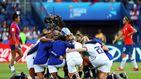 El otro partido de las futbolistas de EEUU: luchan por la equiparación salarial