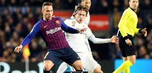 Post de FC Barcelona - Real Madrid: resumen, goles y resultado de las semifinales de Copa