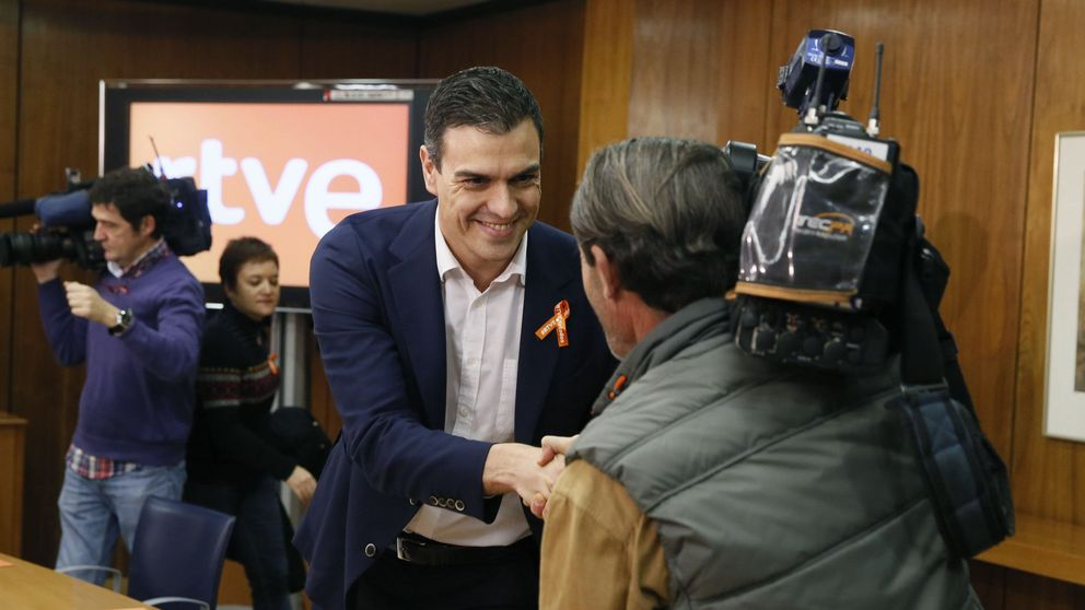 Sánchez se fija en la tele de Portugal como modelo para despolitizar RTVE