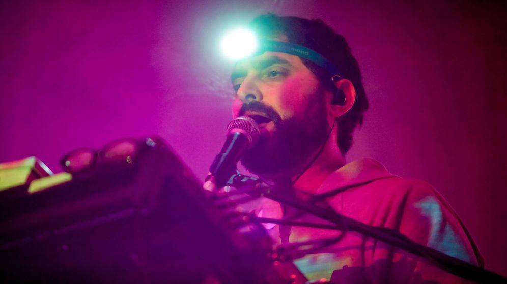 Foto: 'Tour Vértigo' recoge testimonios de varios artistas del mundo de la música, entre ellos, Animal Collective (EFE)