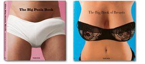 La talla sí importa según la editorial Taschen