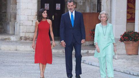 La 'cara b' de la recepción: de los ¡viva el Rey! a los guiños de doña Sofía