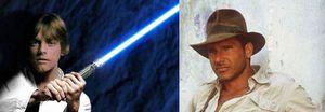 La espada láser de Star Wars y el sombrero de Indiana Jones salen a subasta