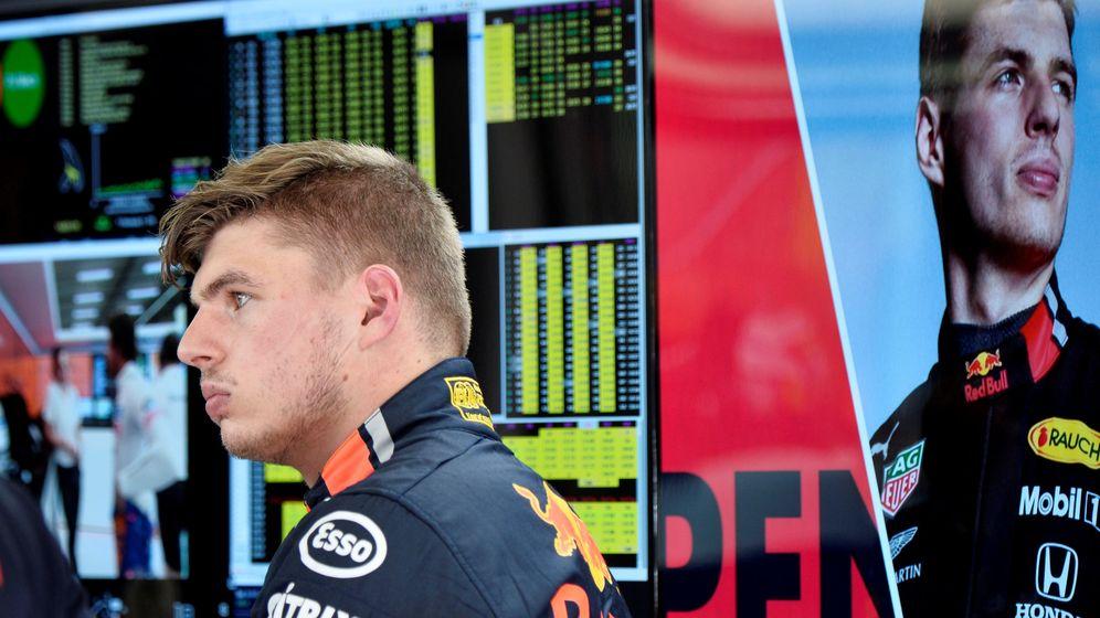 Foto: Verstappen ha sufrido dos varapalos en Spa y Monza. (Reuters)