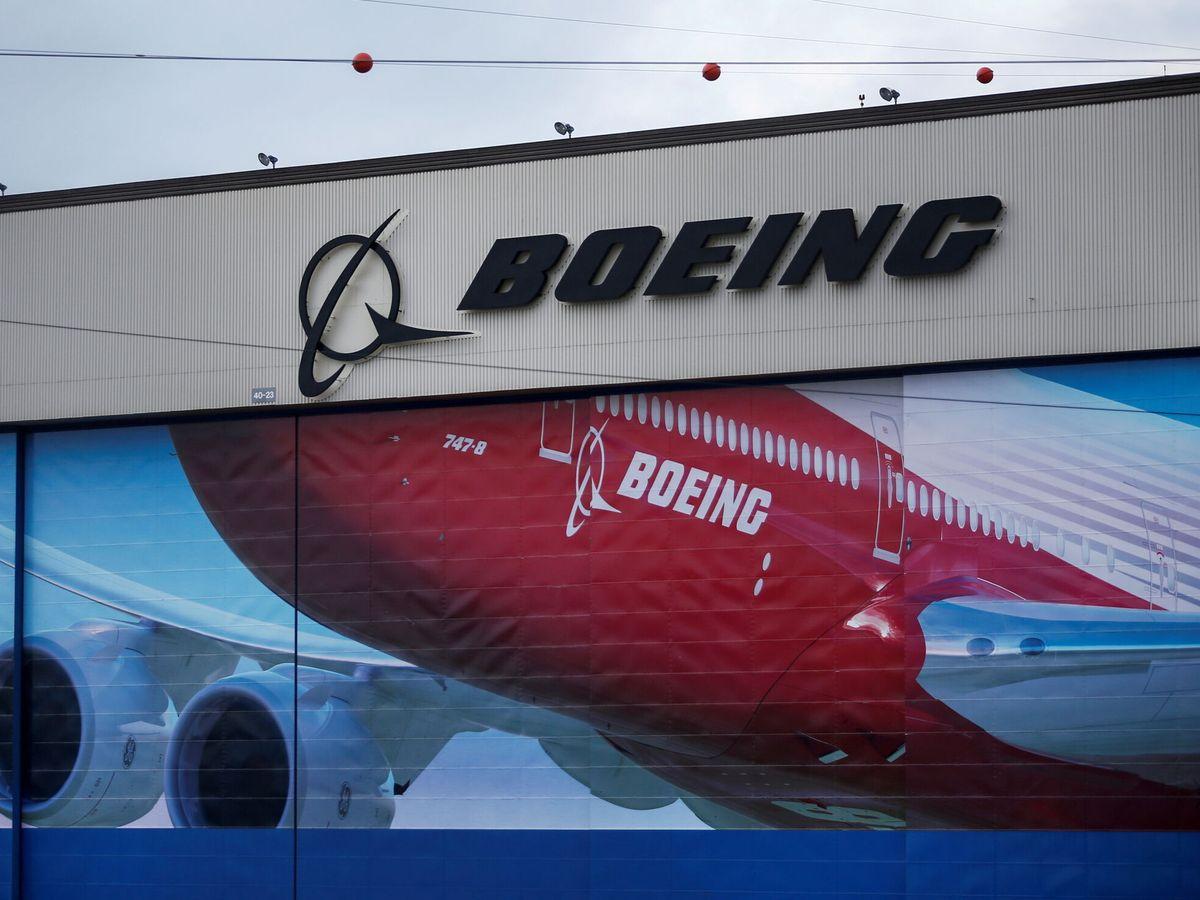 Foto: El logo de la compañía Boeing. (Reuters)