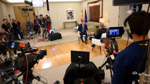 Sánchez afirma que no dormiría por la noche con Podemos en el Gobierno
