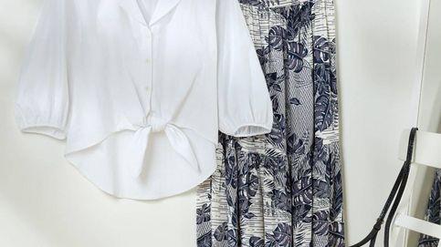 Primark hace que adelgacemos una talla con esta falda y esta camisa