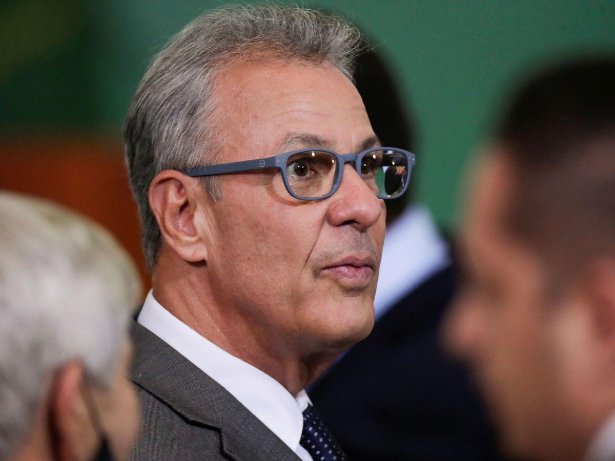 Foto: El ministro de Energía de Brasil. (Reuters)