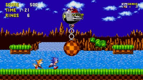 Sonic llega a tu bolsillo: Sega estrena sus videojuegos clásicos en móviles y tabletas