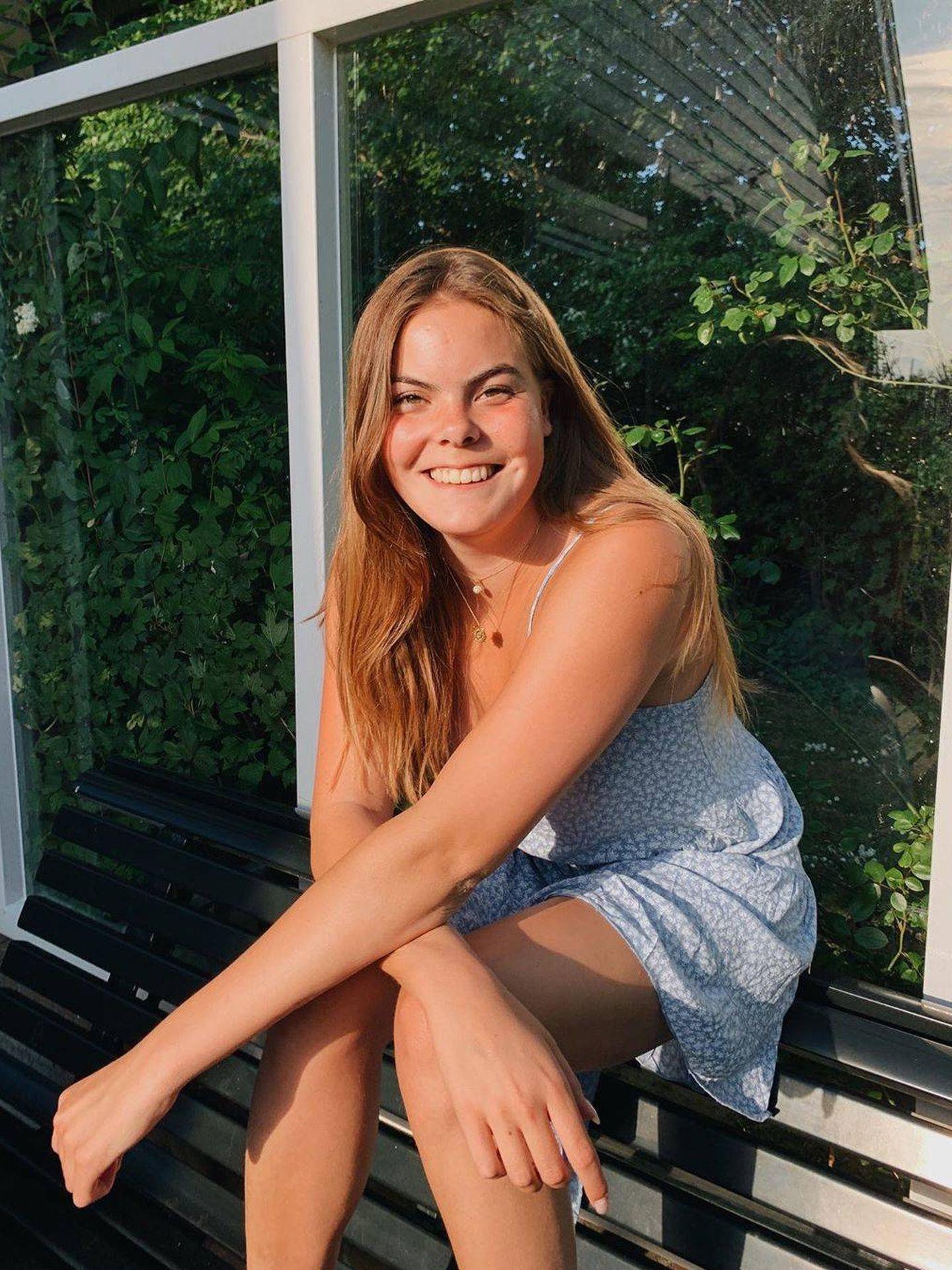 Eloise de Holanda, en una imagen de su Instagram. (@eloisevanoranje)
