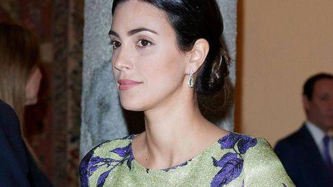 Sassa de Osma se adelanta al otoño con este lookazo de boda de Carolina Herrera